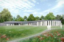 Linburn Centre 3d render
